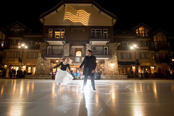 Beaver Creek Winter Engagement